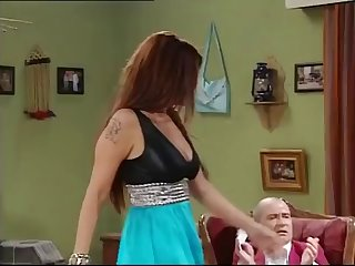 turkish tv upskirt