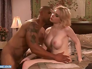 sarina valentina pmv — love me like you do — shemale with guy