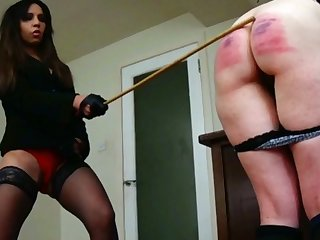 beautiful girls caned and whipped