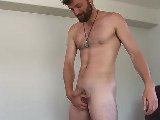 andre grey loves showing off for the camera at porn casting