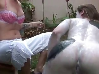 milking the cow: bdsm role play