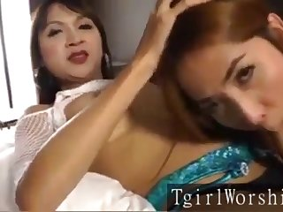 ladyboy - double up and down